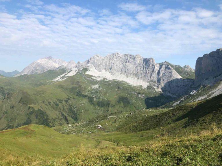 Wanderung über den Lünersee zur Schesaplanahütte (Graubünden - Etappe 3) 9