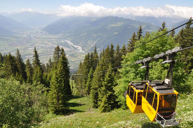 Schesaplanahütte - Älplibahn Malans (Graubünden - Etappe 4) 9