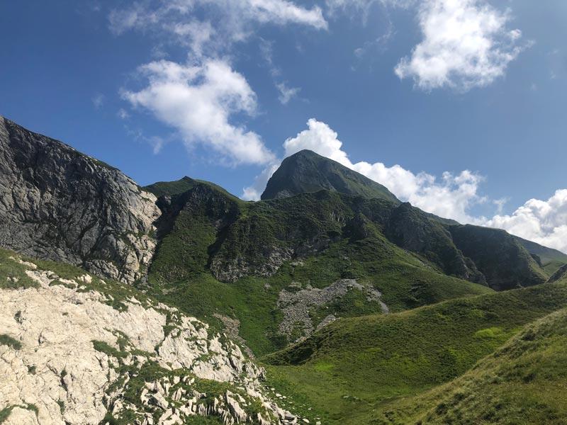Schesaplanahütte - Älplibahn Malans (Graubünden - Etappe 4) 13