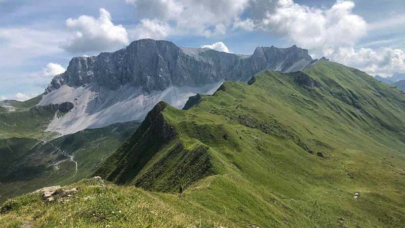 Alpen Schweiz Übersicht