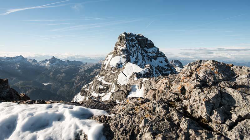 Watzmann Mittelspitze - Nationalpark Berchtesgaden