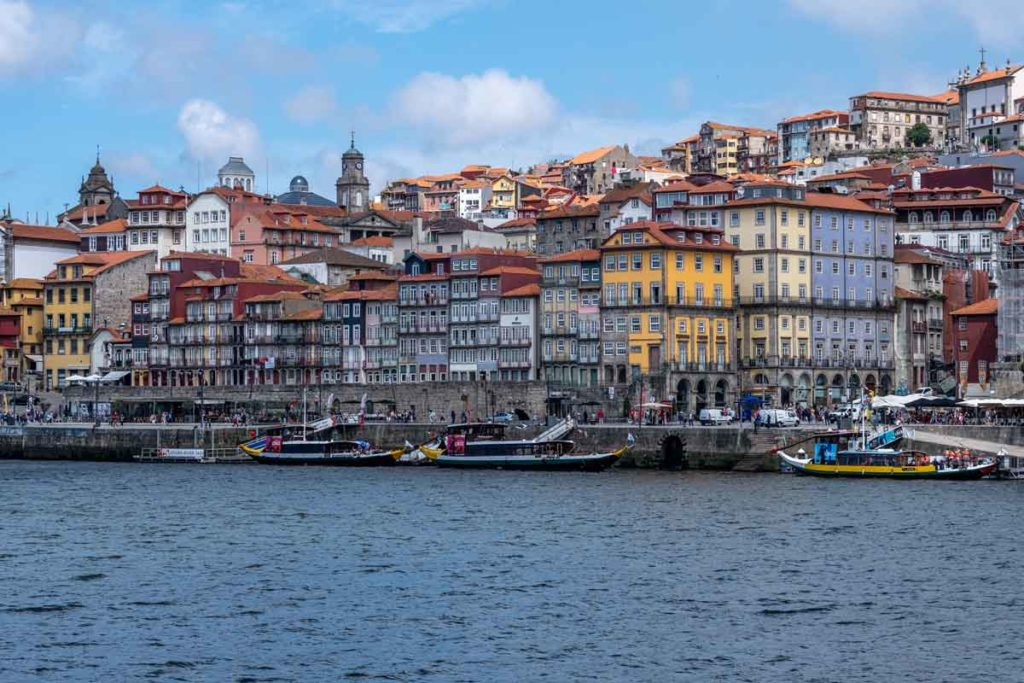 Porto Blick auf das Nordufer