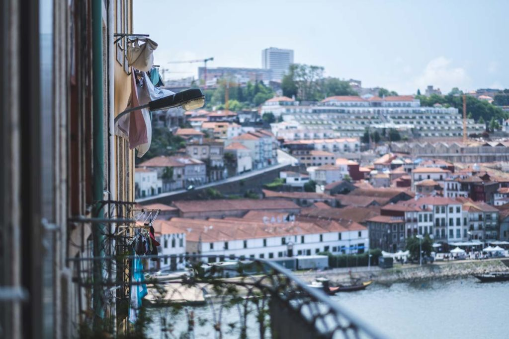 Gassen in Porto Sehenswürdigkeiten