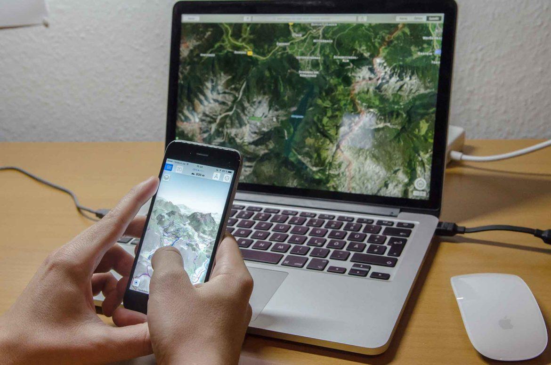 Test Wander App kostenlos