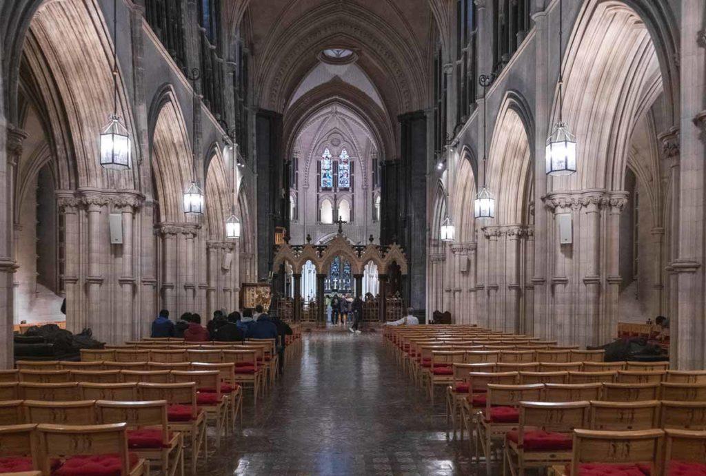 Christ Church Dublin Sehenswürdigkeiten
