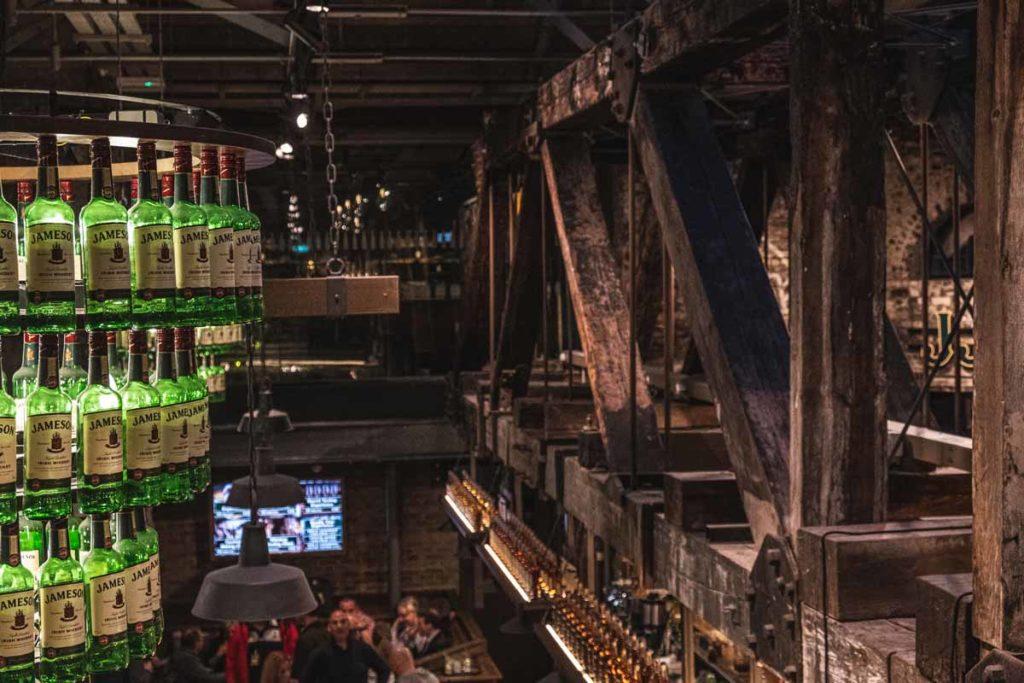 Dublin Sehenswürdigkeiten Jameson Destillerie