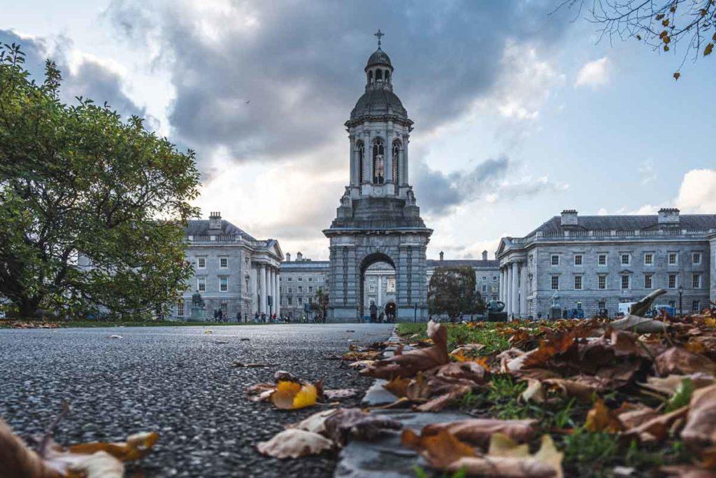 dublin-sehenswuerdigkeiten-trinity-college