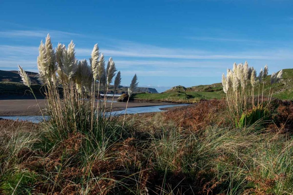 Glencolumbkille - wandern am Meer