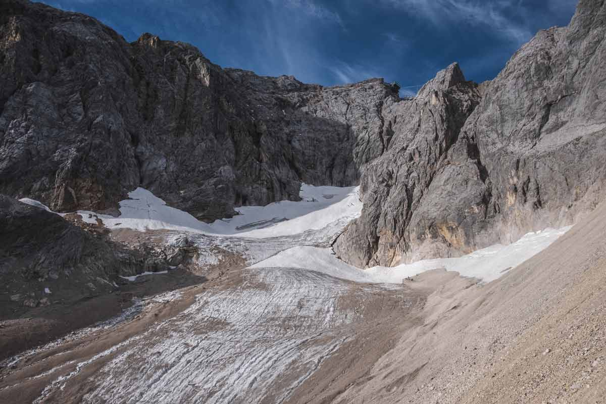 Zugspitze Durch Das Hollental Alle Infos Trekkinglife