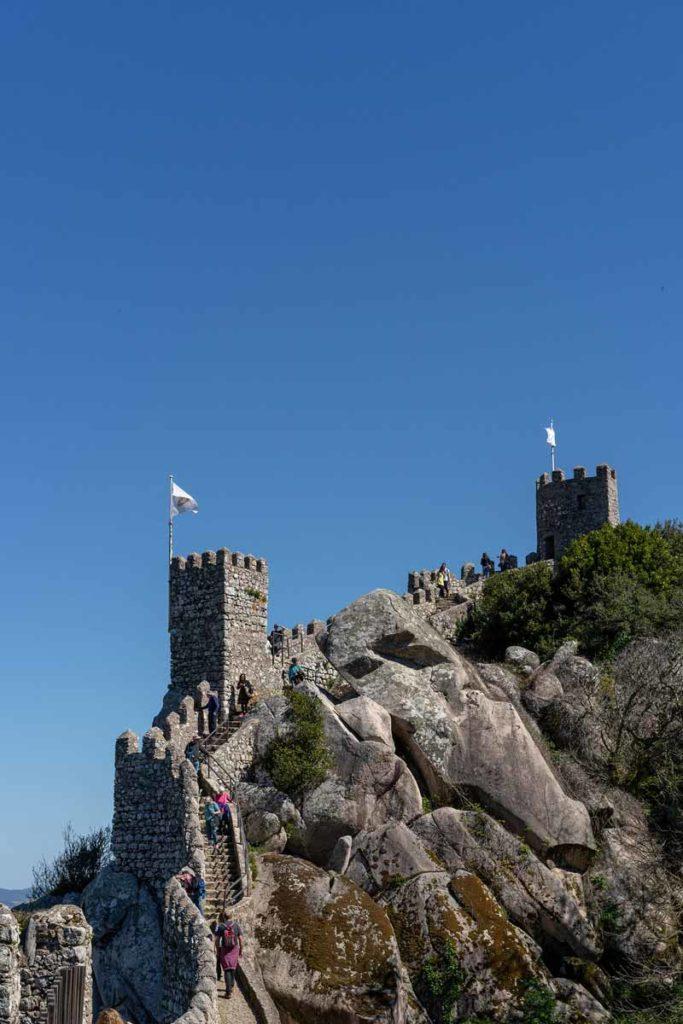 Maurenburg - Castelo dos Mouros - Sintra