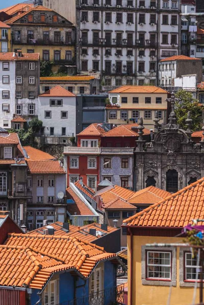 Porto Sehenswürdigkeiten