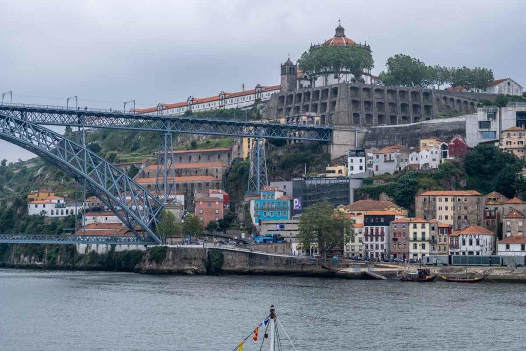 Ponte Dom Luis - Brücke in Porto Sehenswürdigkeiten