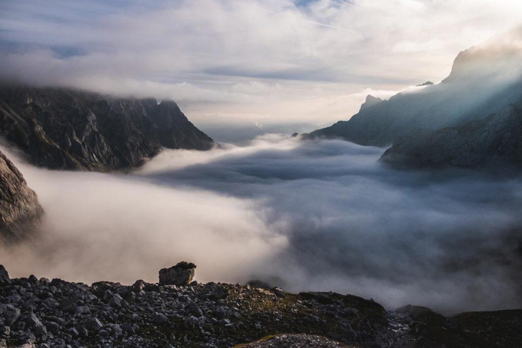 Höllentalklamm als Start: Wanderung zur Zugspitze