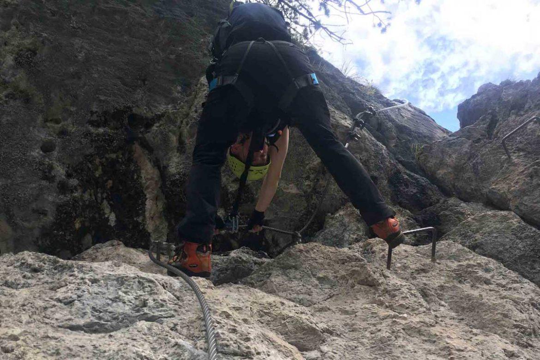 Grünstein Klettersteig am Königssee