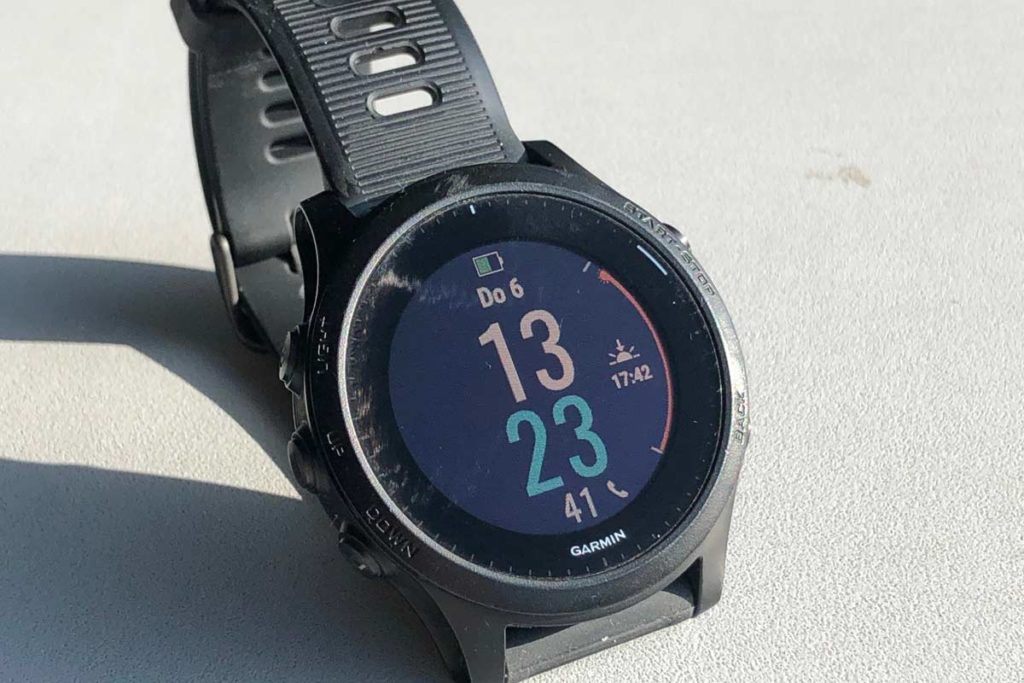 Garmin GPS Outdooruhr Forerunner 945