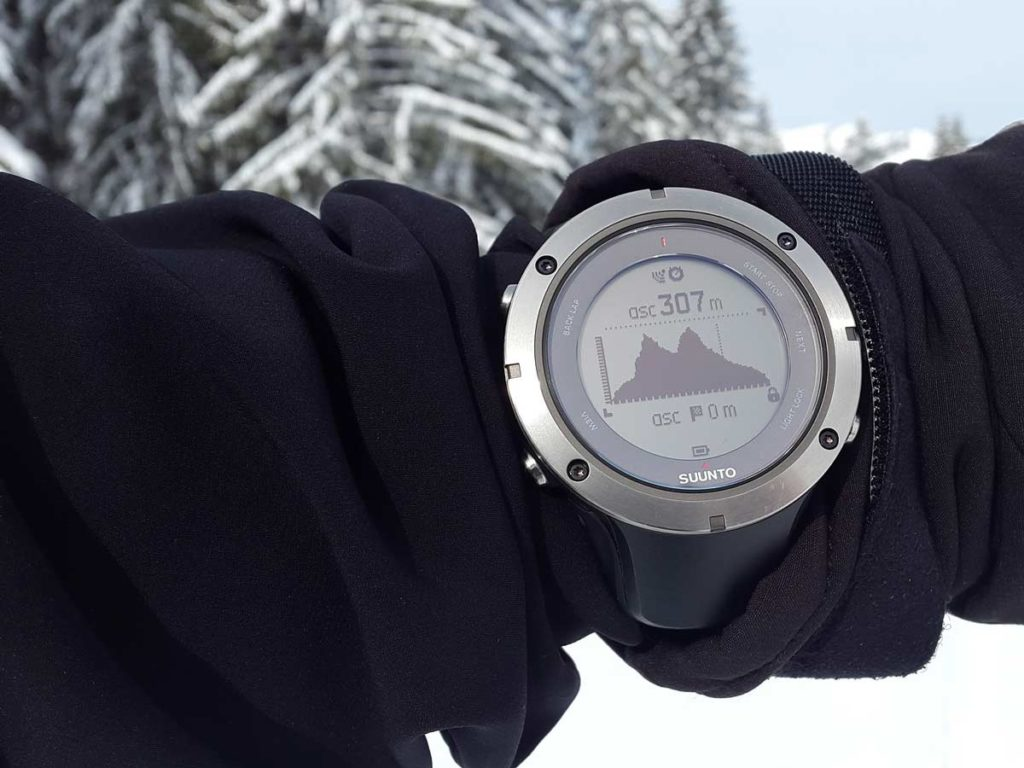 Outdooruhren - suunto