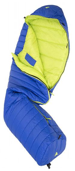 Kunstfaserschlafsack von Carinthia