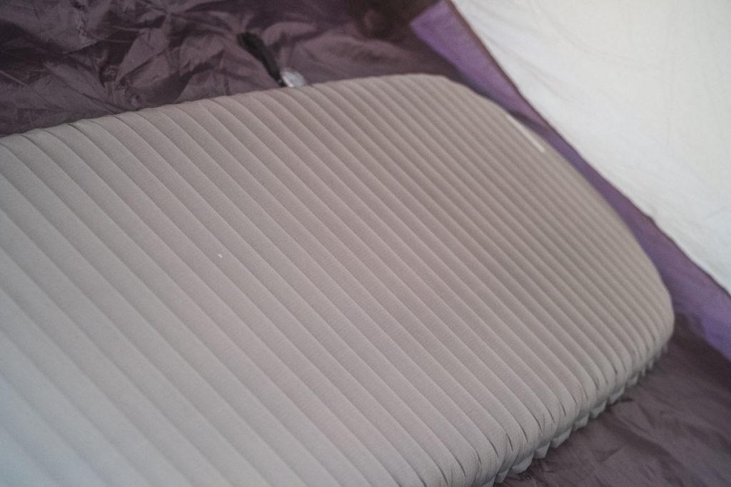 Isomatten Ratgeber - Isomatte im Zelt beim Camping