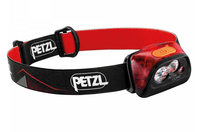 Petzl Actik Core Kopflampe