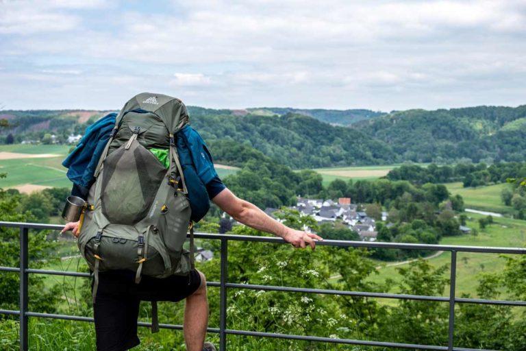 Aussicht von der Blankenburg