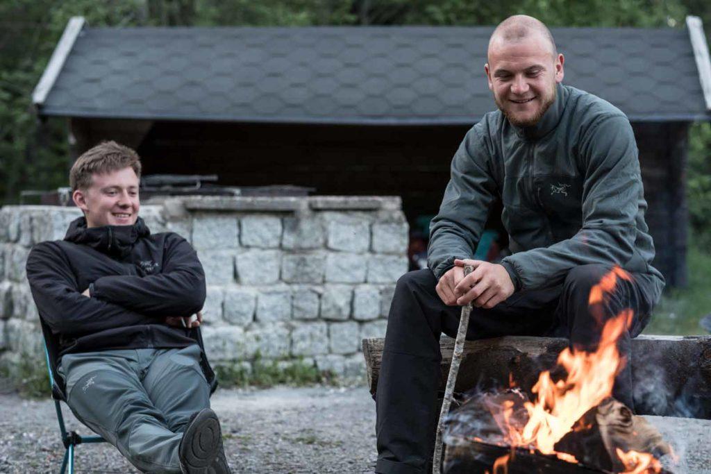 Trekkinglife in Schweden - Über uns