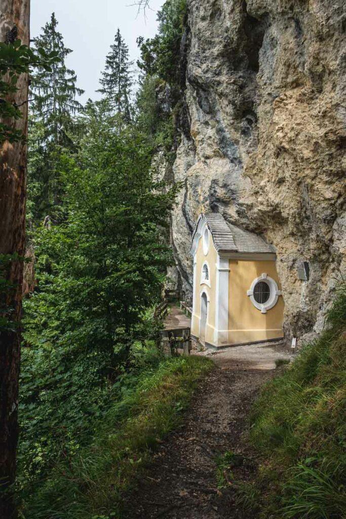 Gmailkapelle am Wilden Kaiser