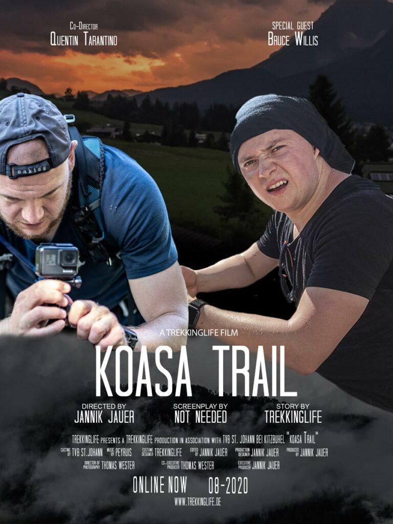 Trekkinglife goes Hollywood - Filmplakat