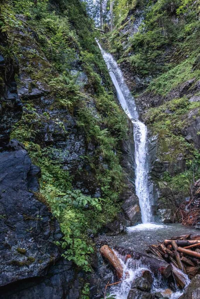 Eifersbacher Wasserfall