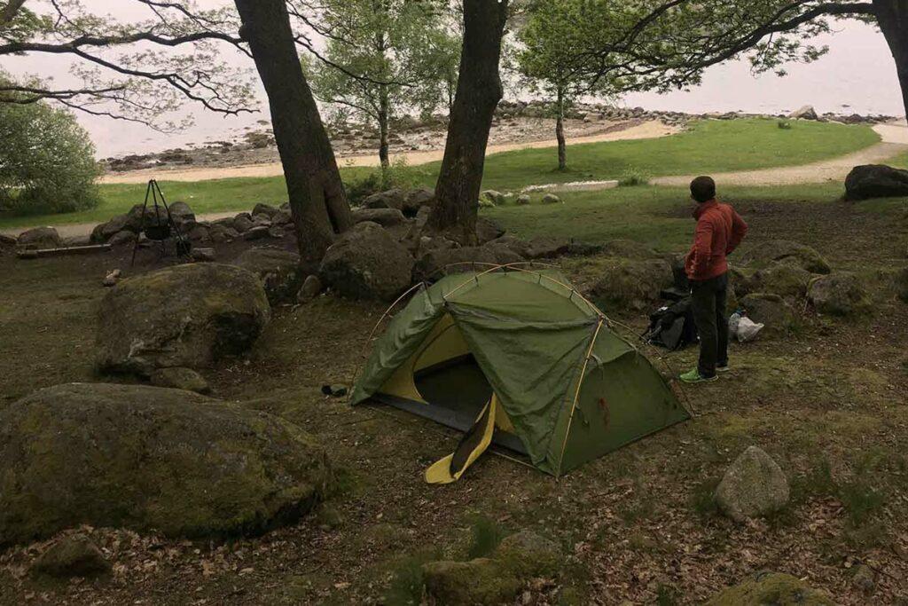 Zelt Ratgeber: Zelttypen, Ausrüstung, Zeltpflege und mehr 7