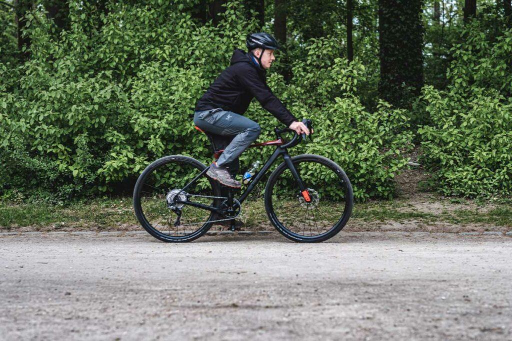 Radtour durch die Rheinaue Bonn