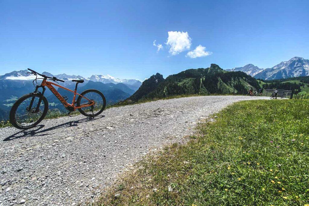 E-Bike-Radtour Steinberge