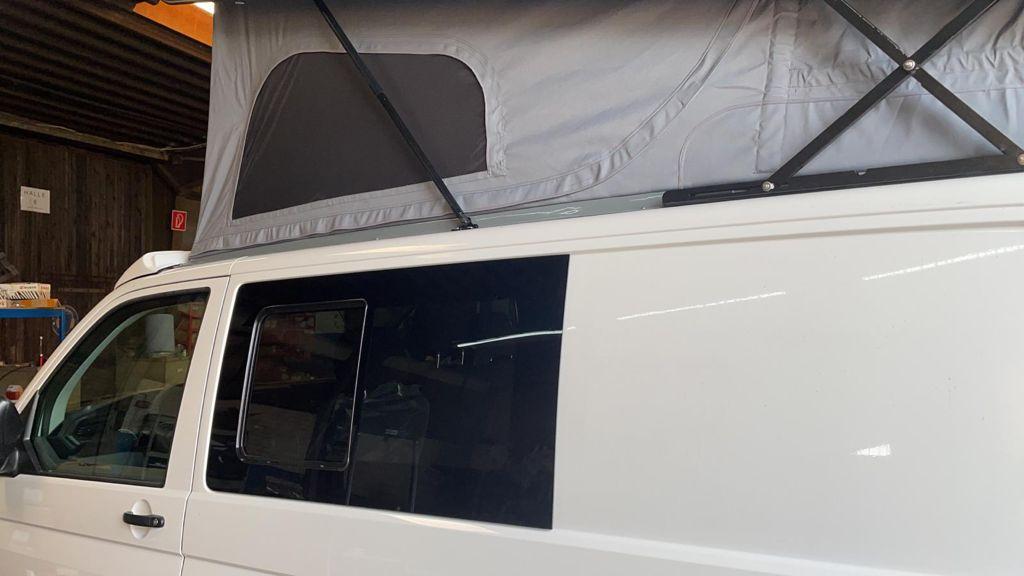 VW T6.1 Camper Ausbau