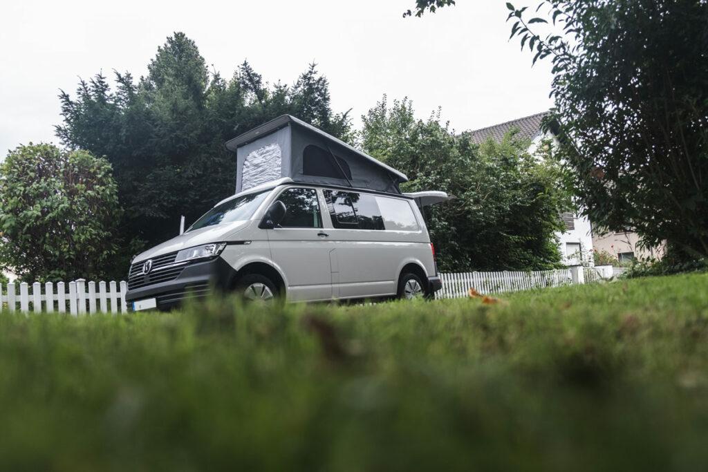 VW T6.1 mit Aufstelldach - Camper Ausbau DIY