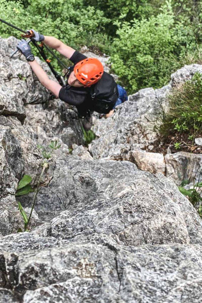 gipfelwand-klettersteig-weisse-gams